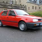 Volkswagen Golf (third generation) Ecomatic 1.9 Diesel