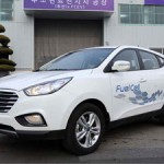 Hyundai Fuel Cell Vehicle Production Line