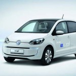 Electric Volkswagen e-up!