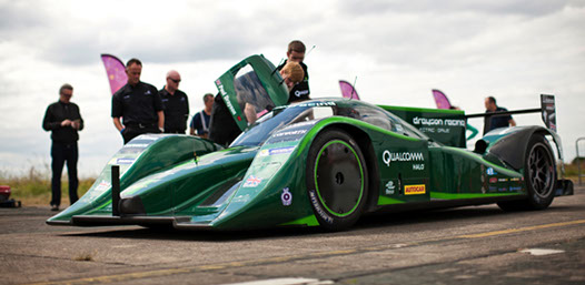 drayson electric record holder-u22240