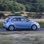 John Price Williams samples the new MG3 Form Sport