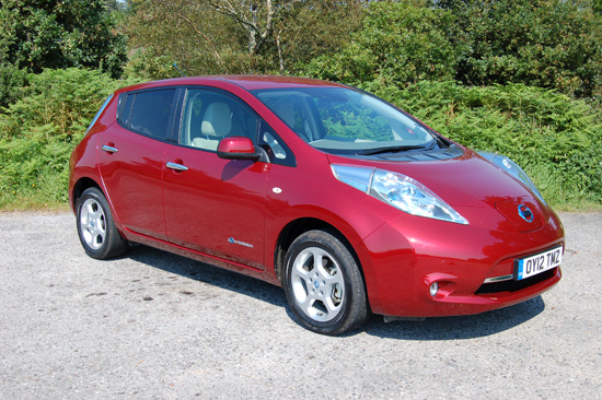 Nissan LEAF - Charging Ahead?