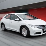 Honda Civic 1.6 i-DTEC EX Manual