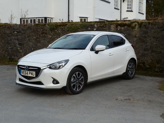 This is the attractive, diesel-powered 105 PS Sport Nav model that Wheels-Alive sampled.