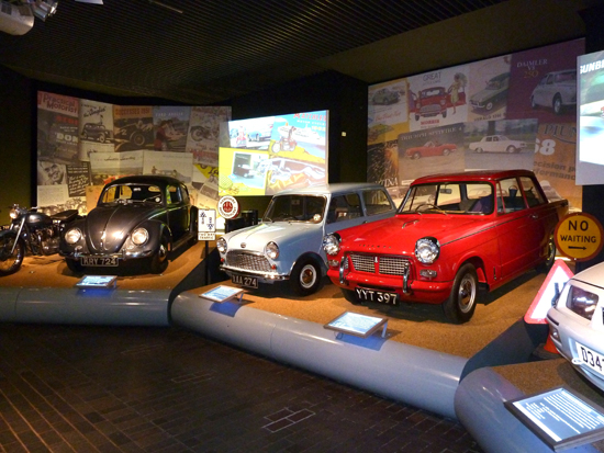 You don't have to be a car enthusiast to enjoy a day out at Beaulieu, as Kim Henson confirms…