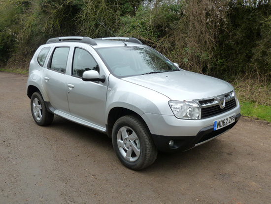 he diesel-powered Dacia Duster I drove – it looks smart, is highly practical in daily use, and acquits itself well on main and country roads.