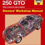 Ferrari 250 GTO Workshop Manual