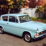 Ford Anglia 105E/123E