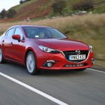 Mazda3 SKYACTIV-G 2.0 litre 120 PS Sport Nav manual