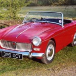 MG Midget (and Austin Healey Sprite), 1961 to 1979