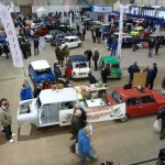 Footman James South and West Mini Show and Great Western Autojumble