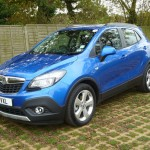 Vauxhall Mokka (and model 'round up')