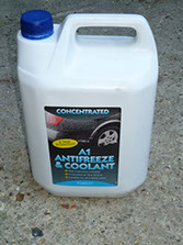 Whether your car is modern or an older model, using anti-freeze in the cooling system all year round is inexpensive insurance against problems, and helps keep the system (and the engine) in good condition. Types vary; when buying, check suitability for your specific model. Anti-freeze needs to be renewed regularly too; read the text on the container, and/or check with your handbook/garage.