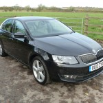 Skoda Rapid Spaceback (also Octavia Elegance, brief drive)