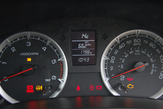 Yes, that's confirmation of a genuine 66.2 miles per gallon over 1,060 miles of mixed everyday 'real world' driving – including some hard use in the Welsh mountains.