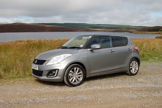 The latest incarnation of the Suzuki Swift looks smart, dynamic and capable. Our test car was a top specification SZ4 version.