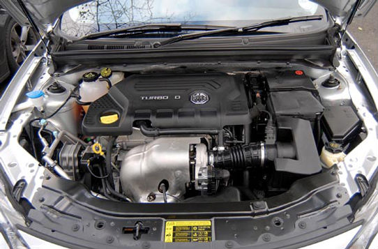 The MG6 joins the increasing number of diesel-powered cars that are virtually indistinguishable from petrol-driven engines in their smooth refinement.