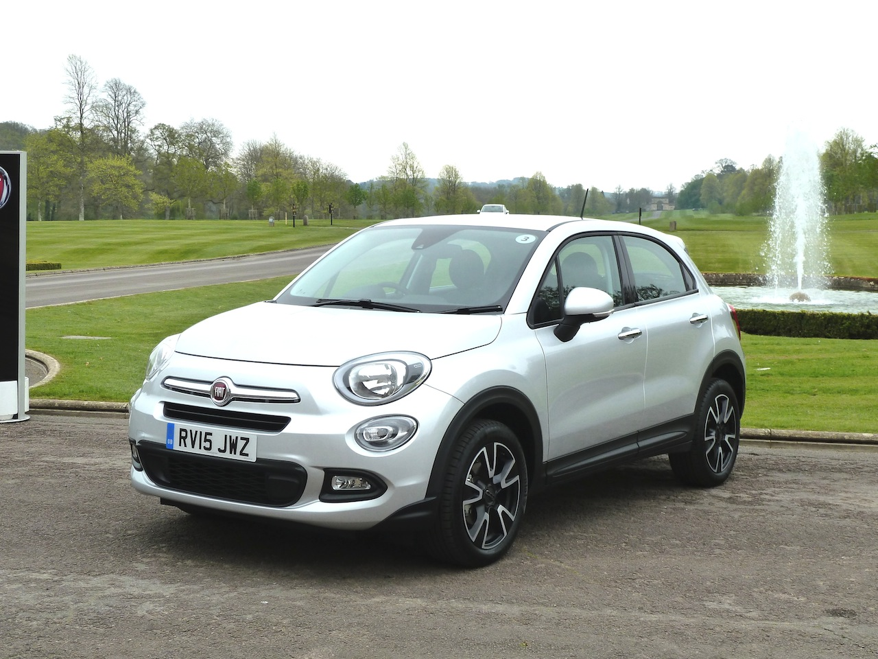 The Fiat 500X Pop Star 1.6 Multijet Diesel test-driven by Kim for Wheels-Alive