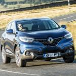 Renault Kadjar SUV Road Test