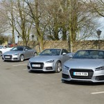 Audi TT Roadster and TTS Coupé First Impressions