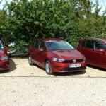 Latest Volkswagens Sampled