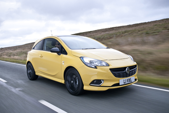 w-a new corsa (three door)