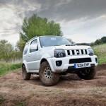 Suzuki 4WD range First impressions