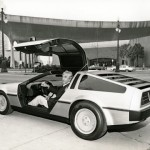 DeLorean DMC-12 – A (back to the) future classic…