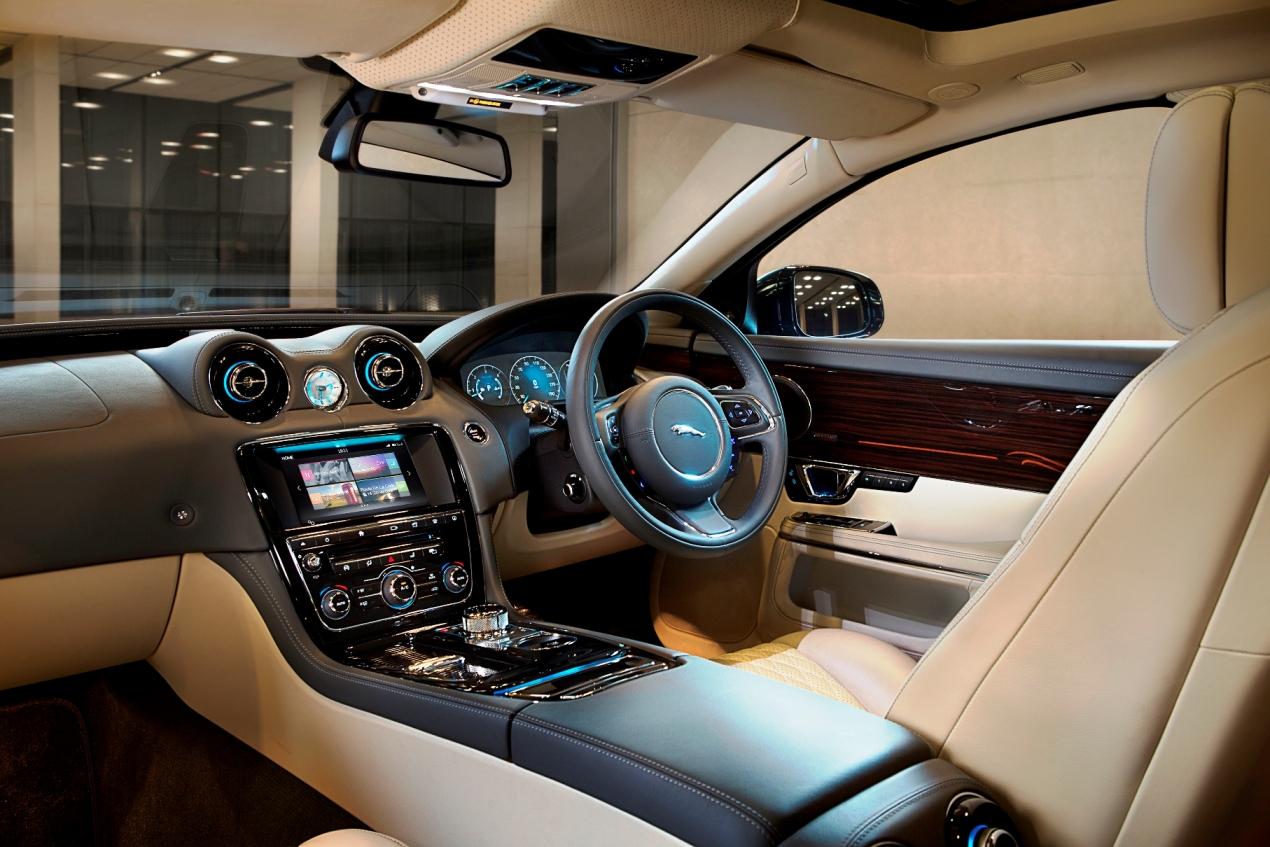 Jaguar Xj First Impressions Plus The Latest Product News