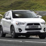 Mitsubishi ASX Road Test