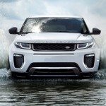 Range Rover Evoque (2016 model year) First Impressions