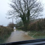 Driving on Flooded Roads – Kim's Tips