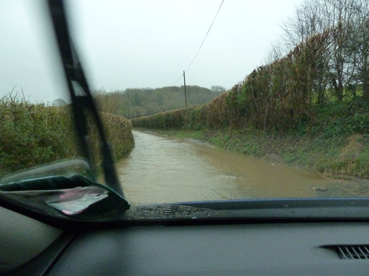 Flooded Roads KH 2
