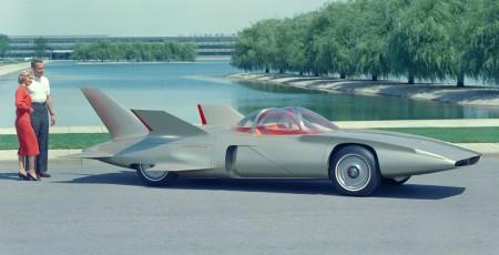 GM 1958 FirebirdIII jet car