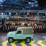 The solid, dependable, amazing Land Rover Defender finally bows out…