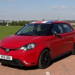 MG Sales Record – and Revisiting the MG3 in a short Road Test