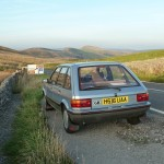Motoring For Fun – 'On Top of the World' in a Maestro