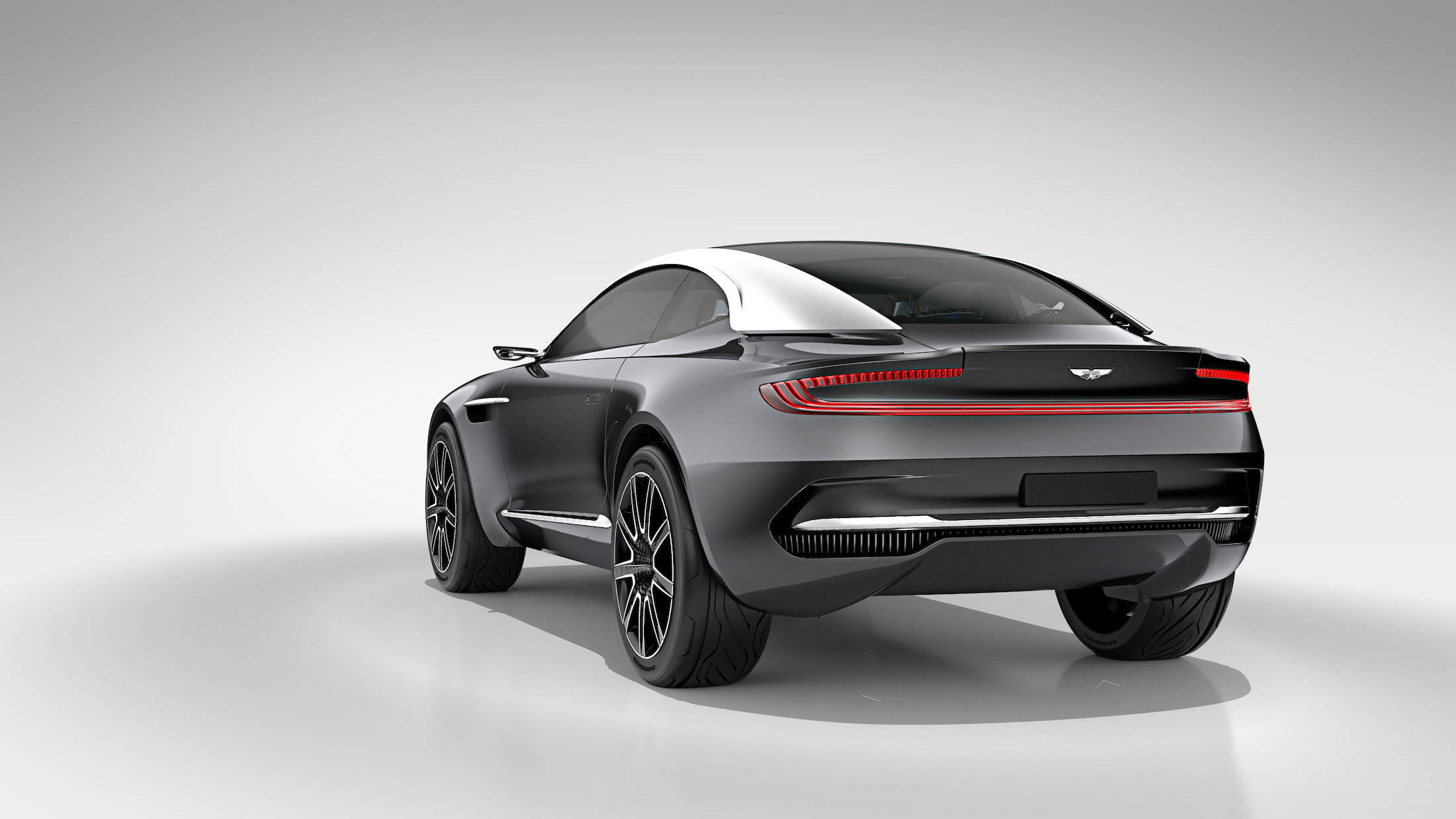 Astom Martin DBX Concept rear static