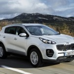New Kia Sportage First Impressions
