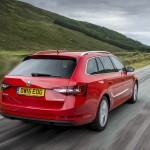 Skoda Superb range-topping Laurin and Klement 4×4 estate Road Test