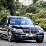 New BMW 7 Series Limousine Road Test