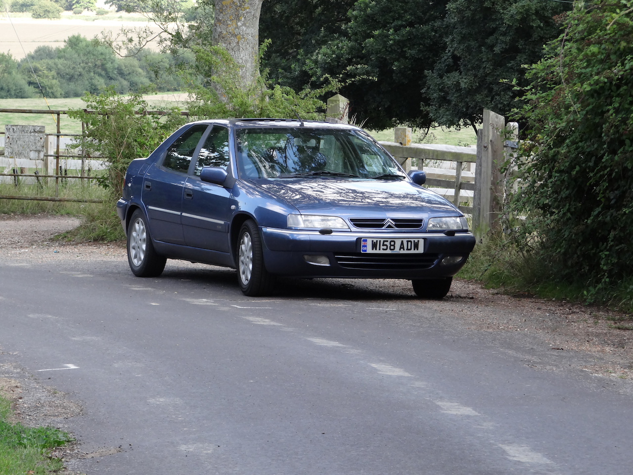 Dave's Xantia Low res