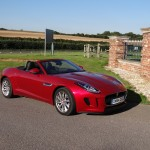 Jaguar F-Type Convertible First Impressions