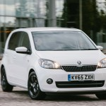 Skoda Citigo Road Test