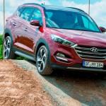 New Hyundai Tucson Road Test