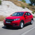Honda HR-V Road Test