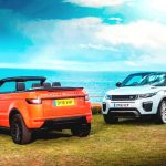 New Range Rover Evoque Convertible – First Impressions