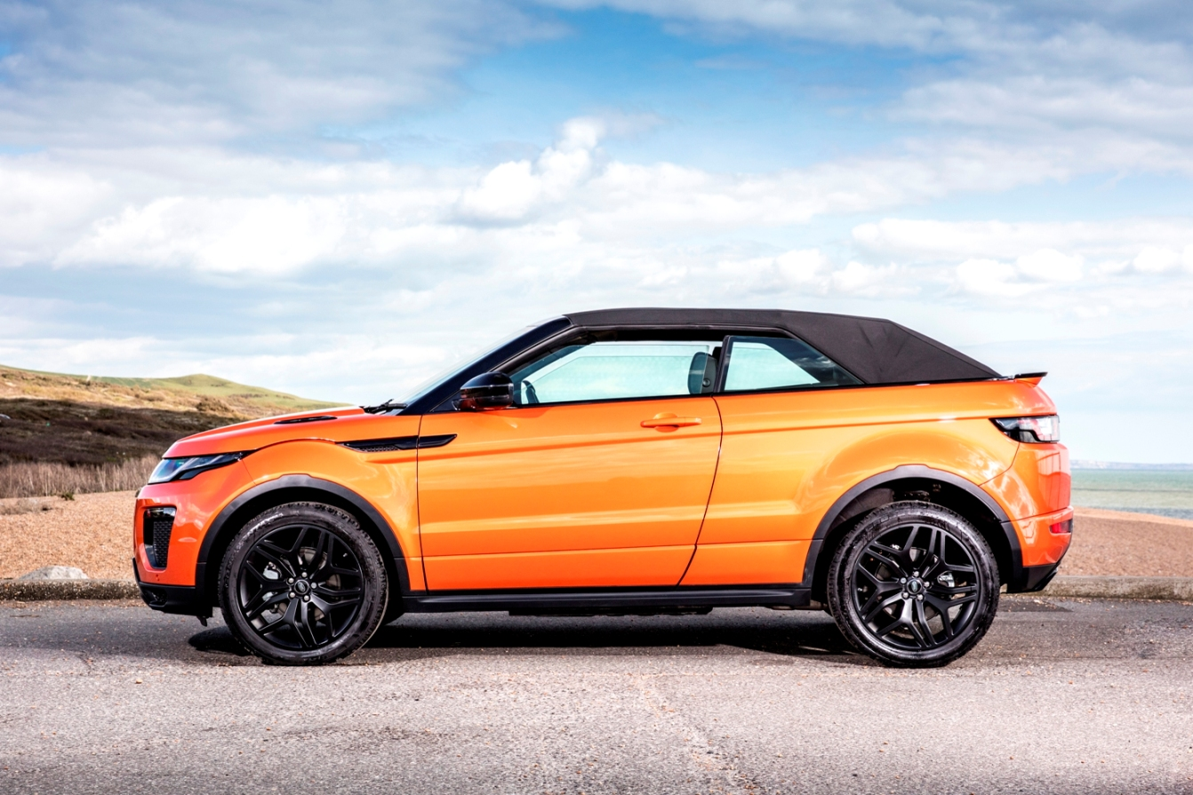 new range rover evoque convertible first impressions wheels alive