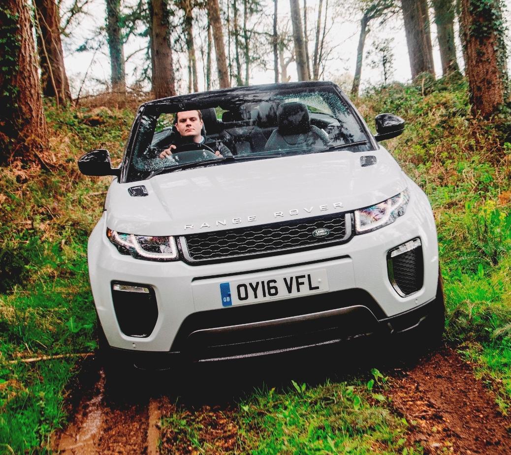 Land Rover Range Rover Evoque: New Range Rover Evoque Convertible