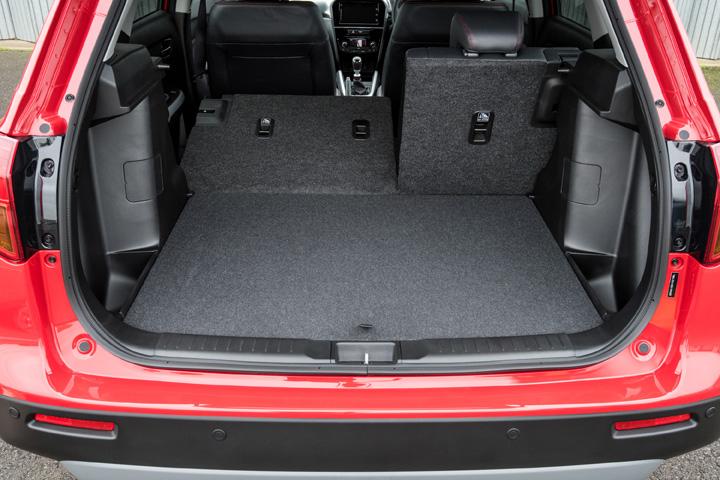Suzuki Vitara S boot